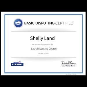 CRC certificate